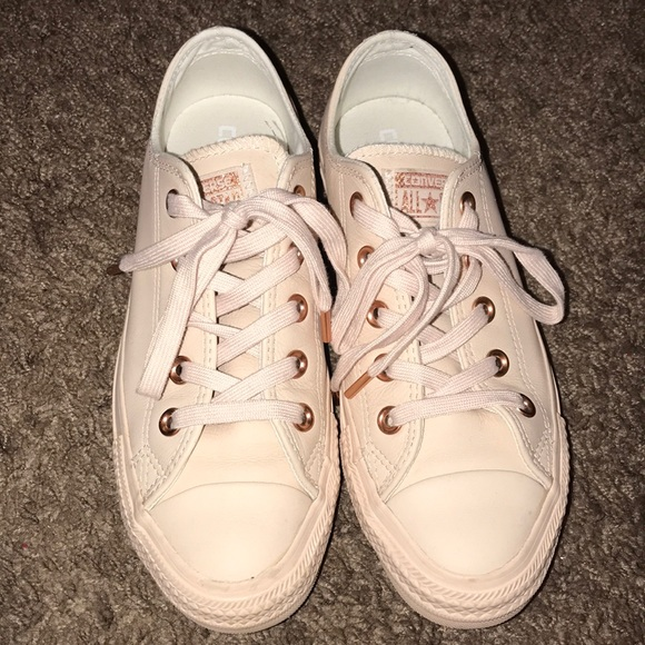 26356708f114 Converse Shoes - Leather converse